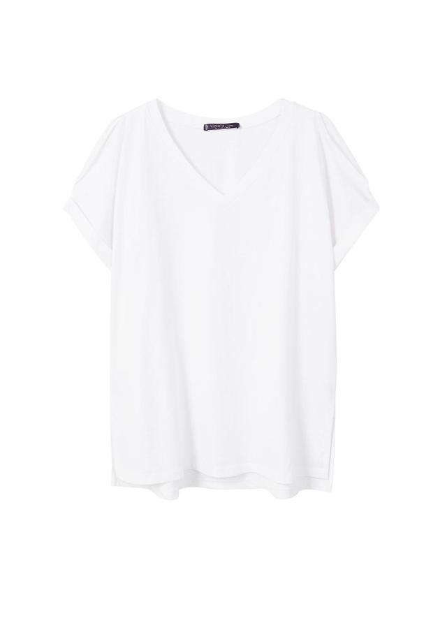 Open detail t-shirt