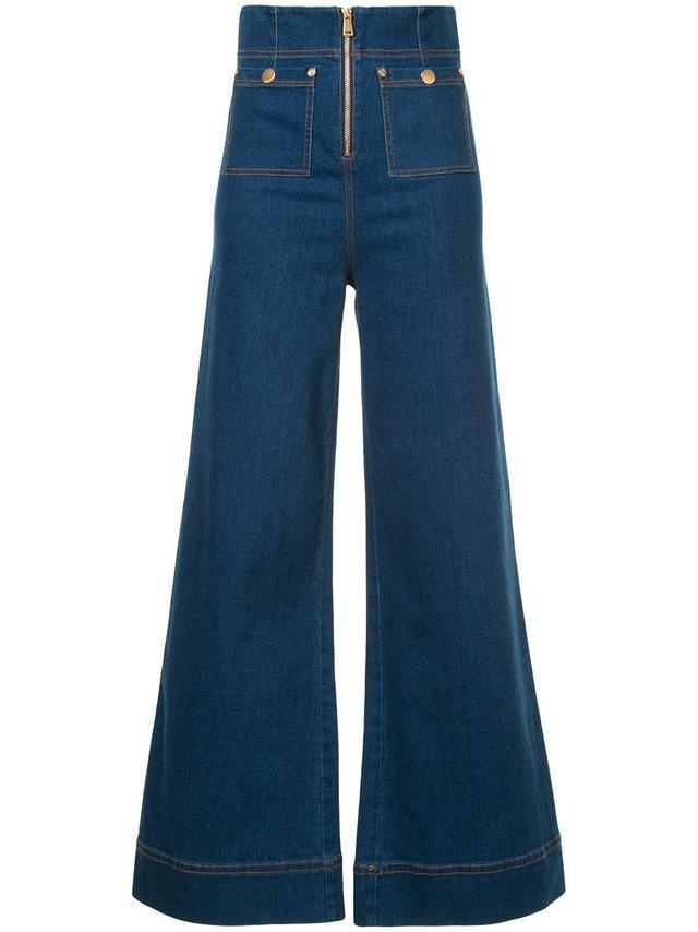 Bluesy jeans
