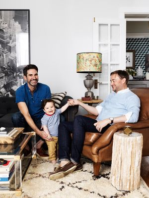 This Curated Apartment Is Proof That Family-Friendly Décor Can Be Chic