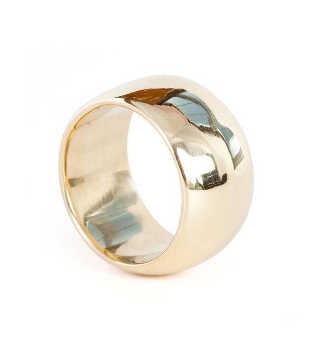 Leo Black Milena Ring