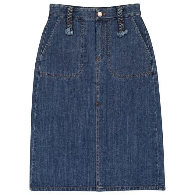 See by Chloé Denim Skirt