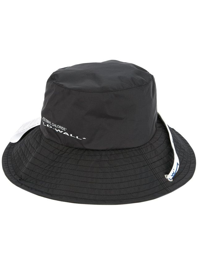 A-Cold-Wall* logo band bucket hat