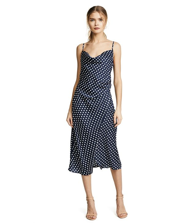 re: named Polka Dot Slip Dress