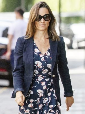Hurry: Pippa Middleton's New J.Crew Dress Is on Sale for $50