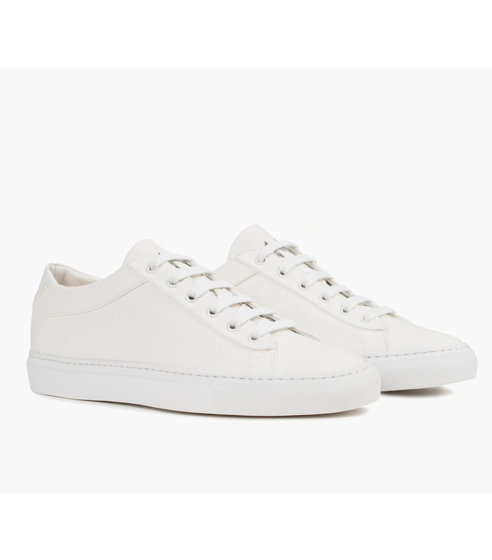 20 Perfect White Canvas Sneakers   Who