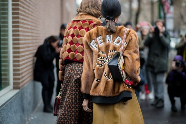 Thought that the days of logomania were long gone? Think again. This year, there's been a resurgence of logo-centric styles from Fendi jackets to Gucci tee shirts and beyond.