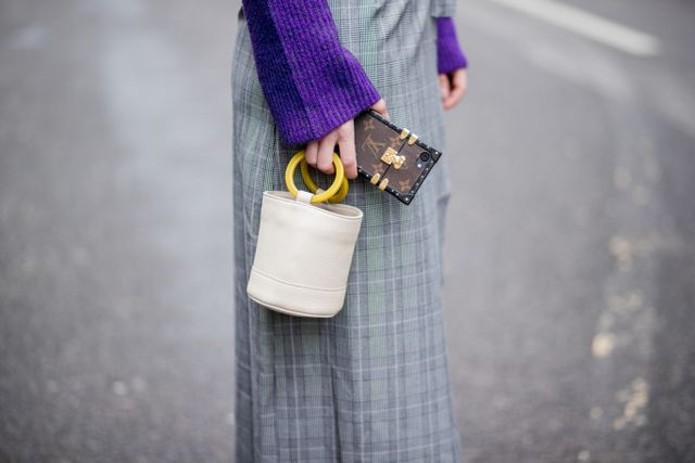No one said that the itty-bitty bags of 2018 were practical. There's nothing logical about a purse that can barely fit an iPhone, but nevertheless, they sure are adorable which is reason...