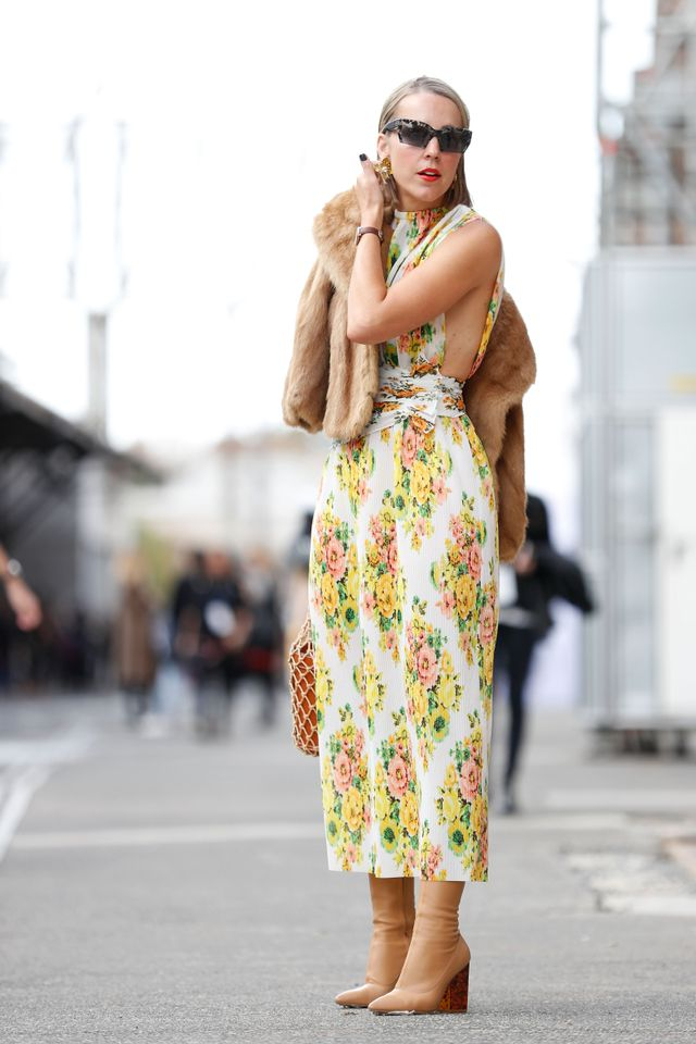 We've all been there. Some days you just want to throw on a pretty dress and fur coat and live your best life. But if you've ever put together the ensemble, only to feel a little...