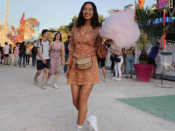 aimee song first date outfit