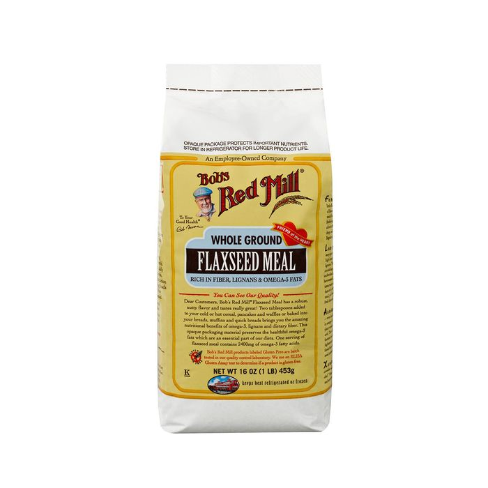 Whole Ground Flaxseed Meal by Bob's Red Mill