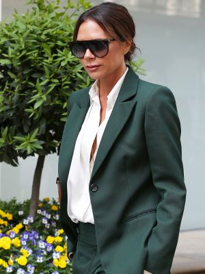 The Shoes That Make Victoria Beckham Feel Powerful