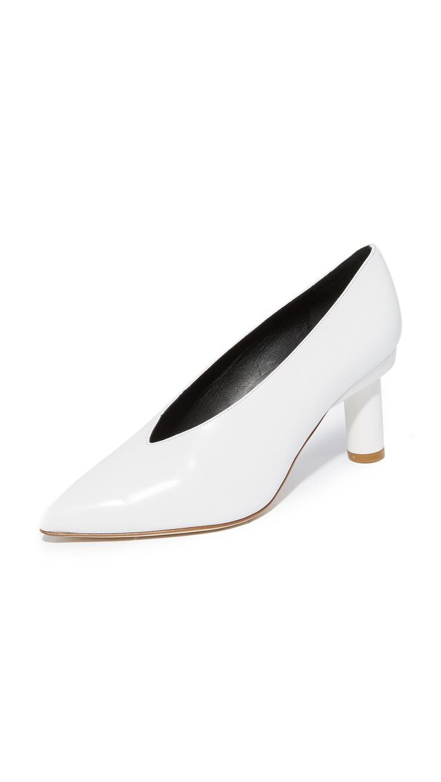 Zuri Choke Up Pumps