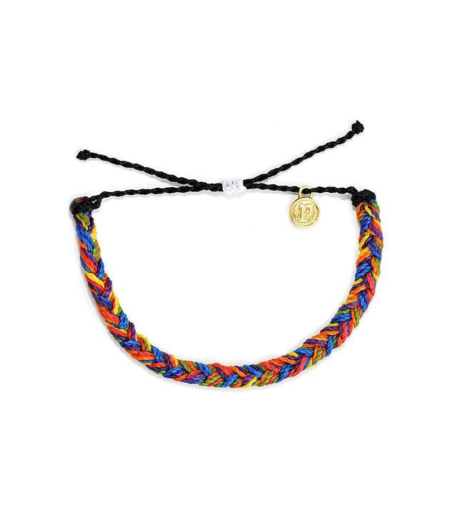Puravida LGBT Pride Awareness Bracelet