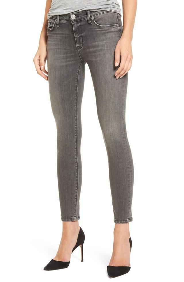 Nico Ankle Skinny Jeans