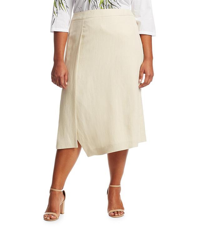 Circe Linen Skirt
