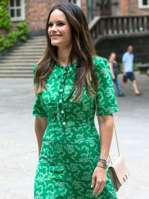 Princess Sofia Wore Kate Middleton's Favourite Brand in the Chicest Way