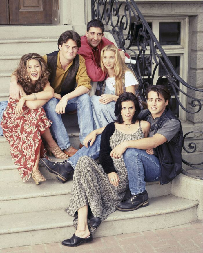 friends '90 style