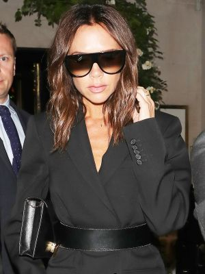 Victoria Beckham Just Made Leggings Look Black Tie–Worthy