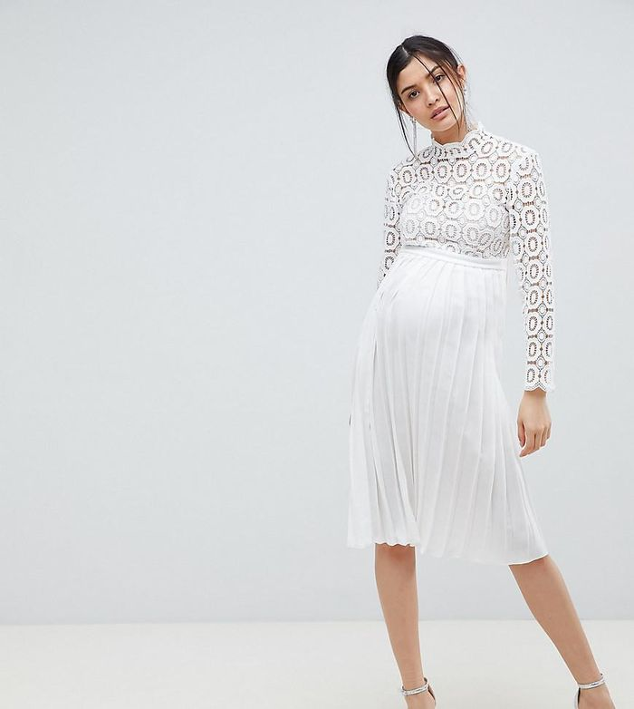 Stylish Maternity Dresses For A Baby Shower Who What Wear
