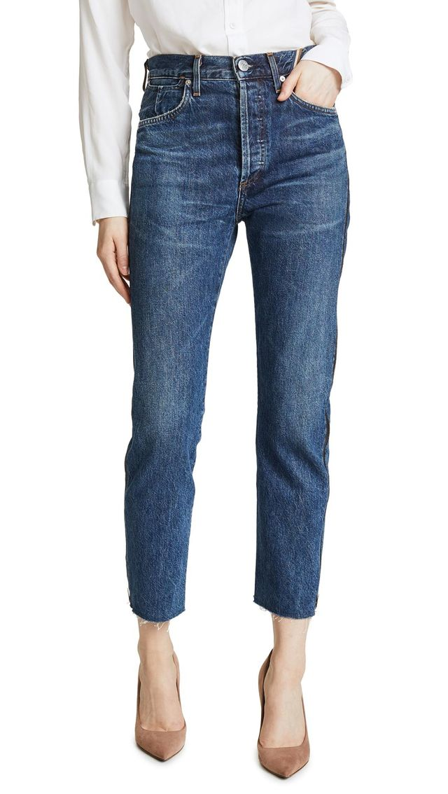 Hunter Crop Jeans