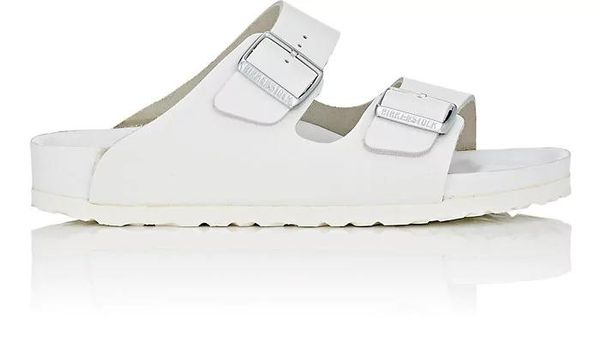 Women's Women's Monterey Leather Double-Buckle Sandals