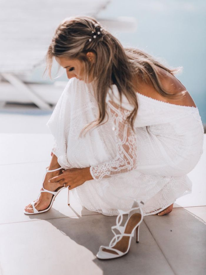 20 Comfortable Wedding Shoes For The Bride Who What Wear
