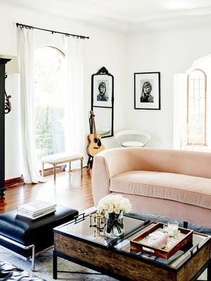 Behold the 9 Pink Velvet Sofas We All Secretly Need