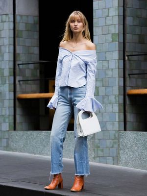 Hear Us Out: White Handbags Are the New White Boots
