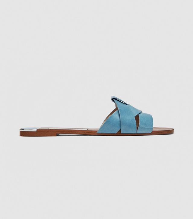 pretty pastel shoes zara