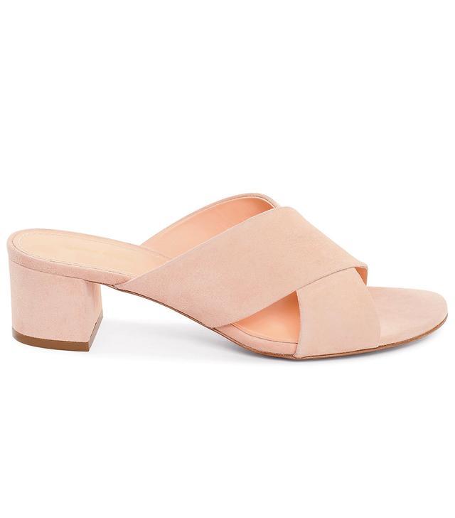 pretty pastel shoes mansur gavriel