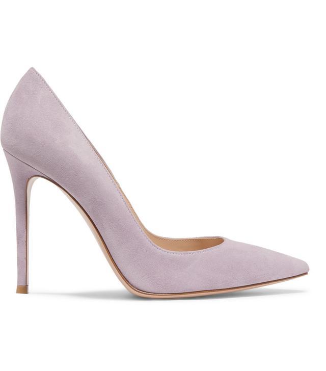 pretty pastel shoes gianvito rossi