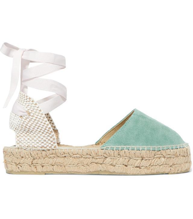 pretty pastel shoes manebi