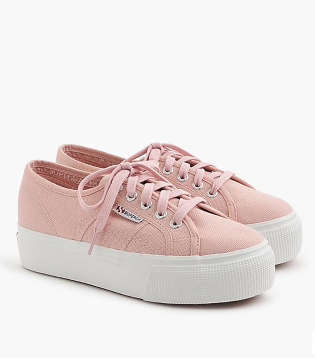 pretty pastel shoes superga