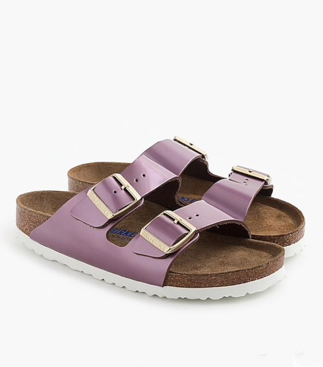 pretty pastel shoes birkenstock