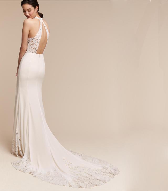 halter wedding dresses watters