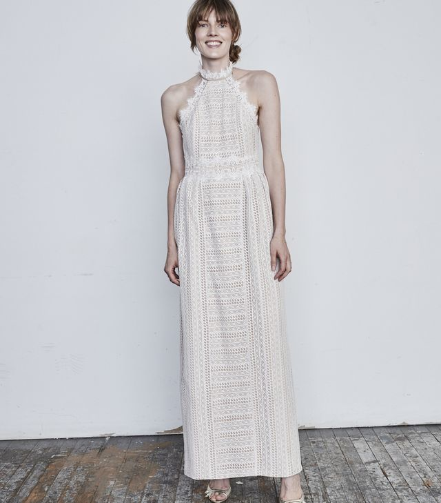 halter wedding dresses savannah miller