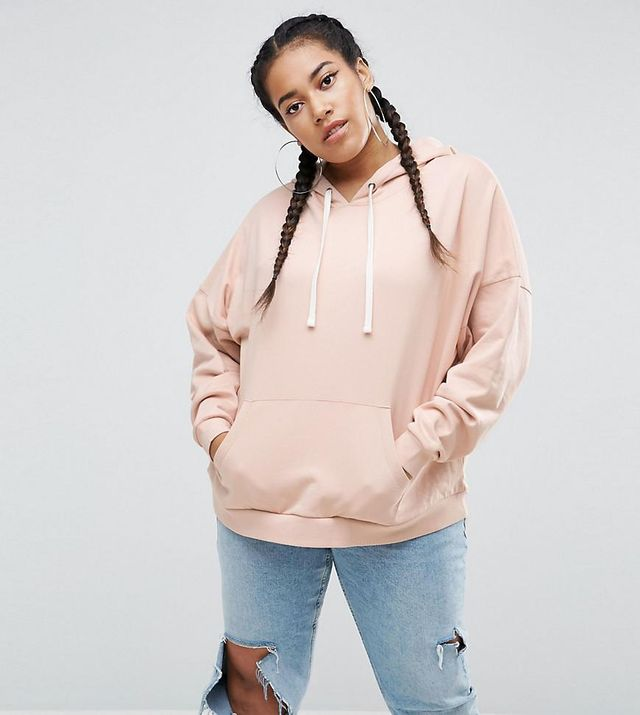 ASOS CURVE Boxy Hoodie