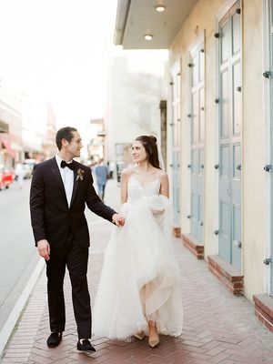 """Our Editor Planned Her Own """"Stylish Southern Wedding""""—See the Pics"""