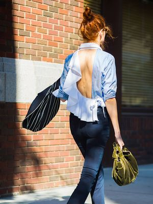 Women Who Look Young for Their Age Tend to Wear This Outfit Formula