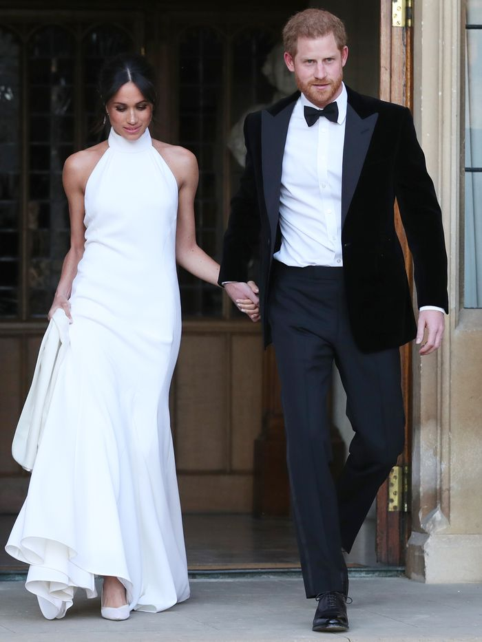 Stella McCartney Re-creates Meghan Markle's Dress