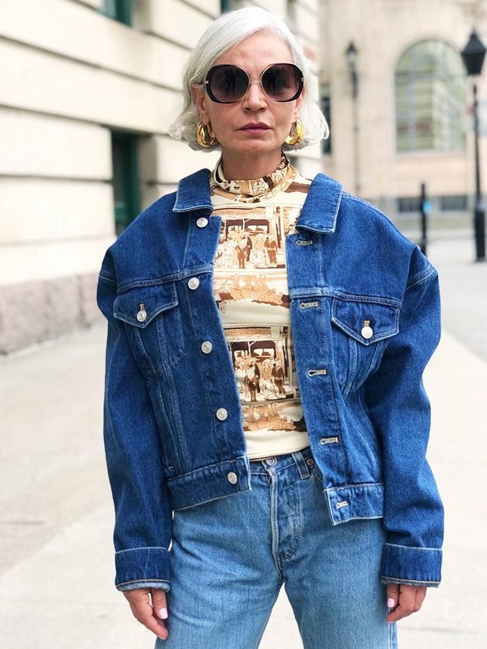 Instagram Outfits: Double Denim