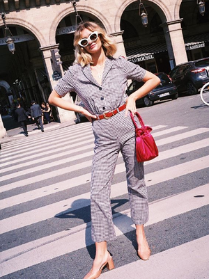 The Chicest Linen Jumpsuits of the Summer
