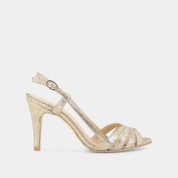 French fashion brands - Jonak High Heel Moccasins