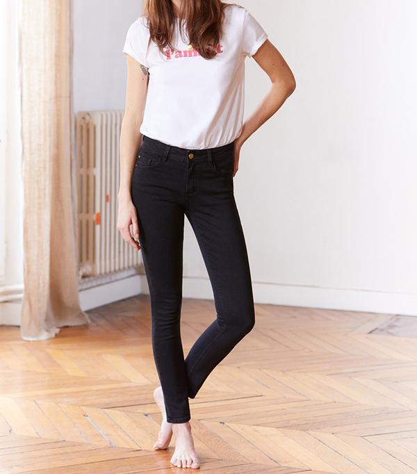 French fashion brands - Sezane 2001 The Perfect Slim Jeans