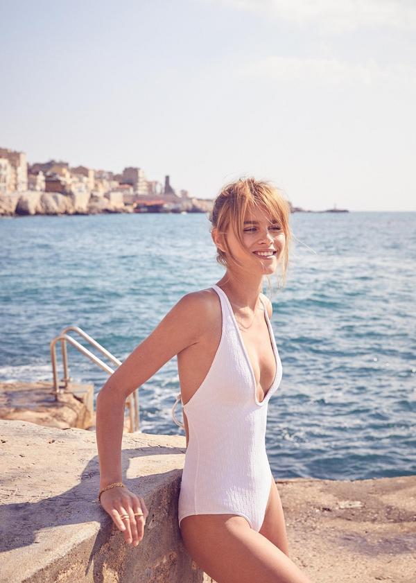 French fashion brands - Sezane Rosie Blouse