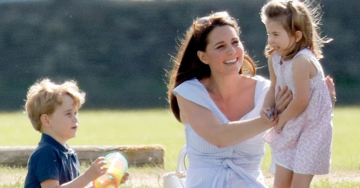 Prince George Amp Princess Charlotte Have A New Royal Cousin