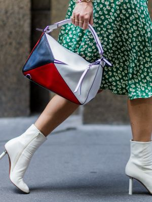 Colour-Blocked Bags You Didn't Know You Needed