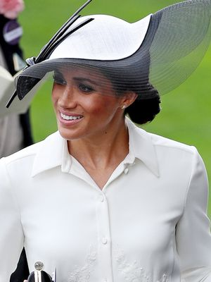 Meghan Markle's First Ascot Outing Was As Stylish As We'd Hoped