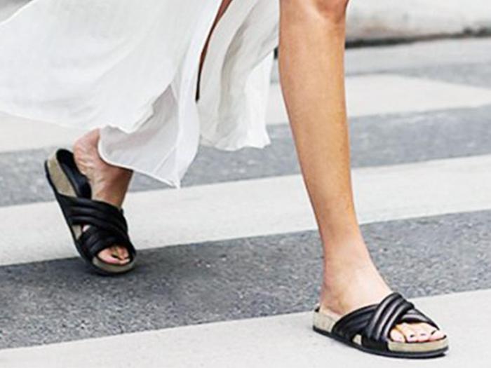Stylish Slide Sandals