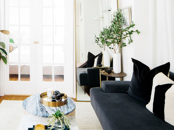 7 Living Room Design Ideas to Make Your Space Look Luxe | MyDomaine